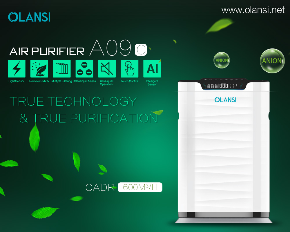 olansi K09C2 air purifier suppliers