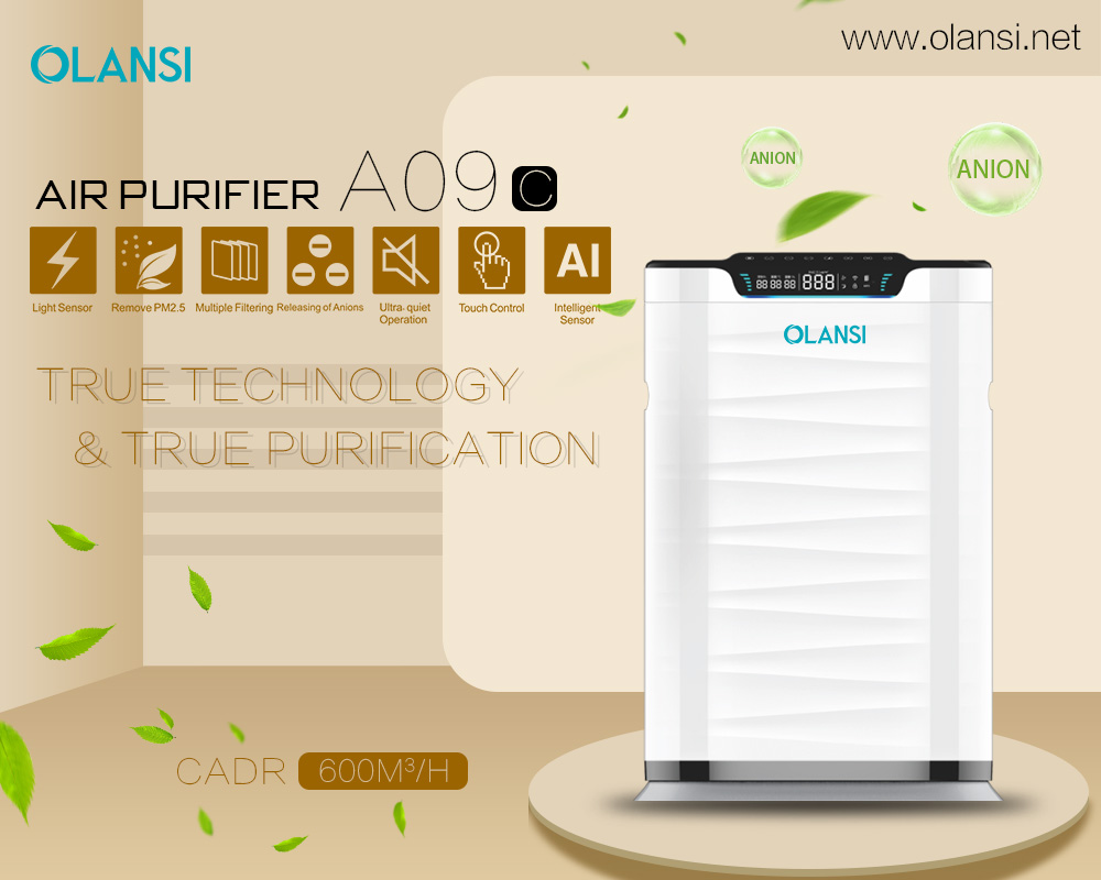 Olansi K09C3 Air Purifier