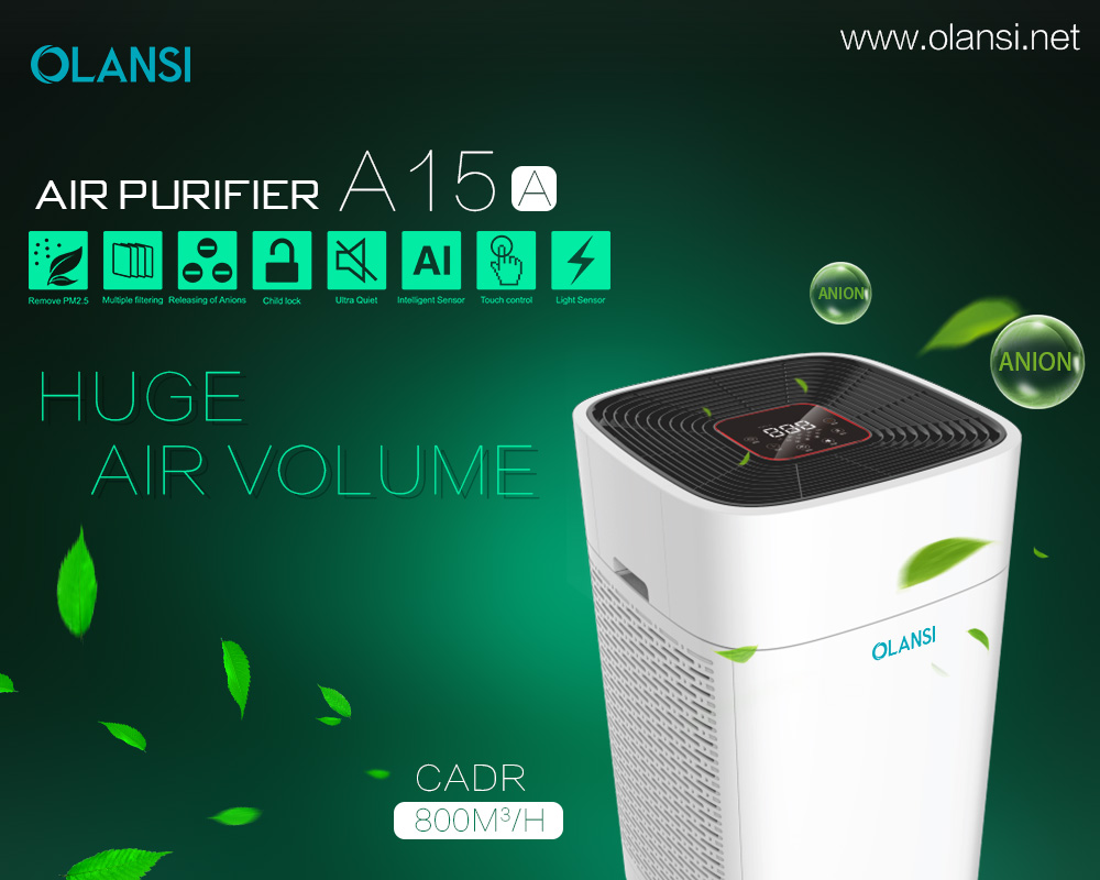 Olansi K15A Air Purifier