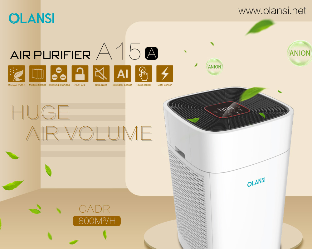 Olansi K15A3 Air Purifier