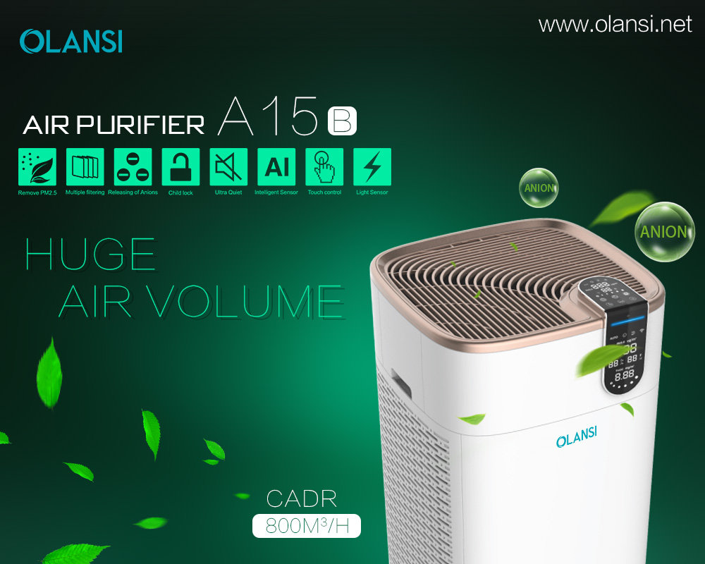 Olansi K15B air purifier
