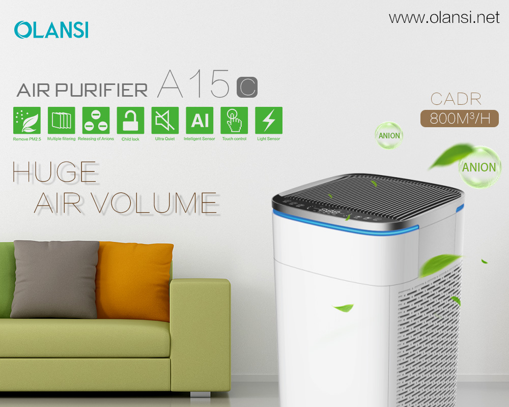 Olansi K15C air purifier
