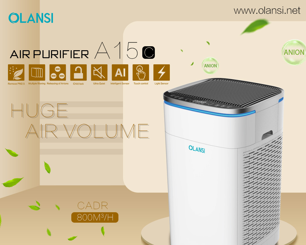 Olansi K15C3 Air Purifier
