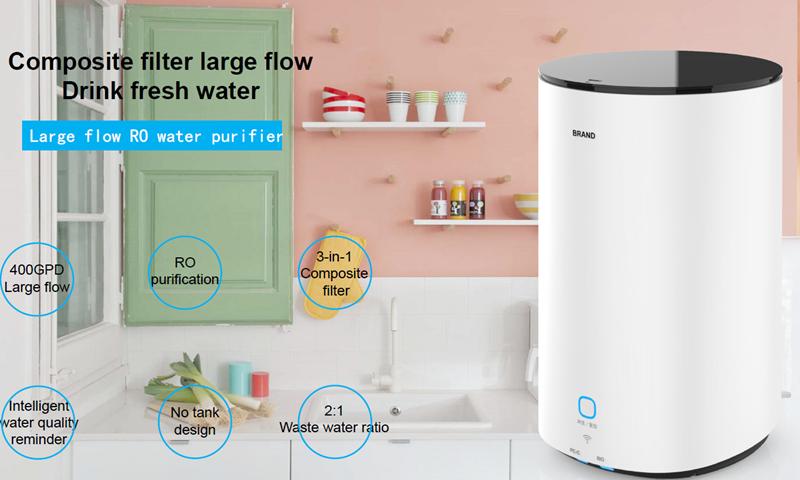 W4 water purifier