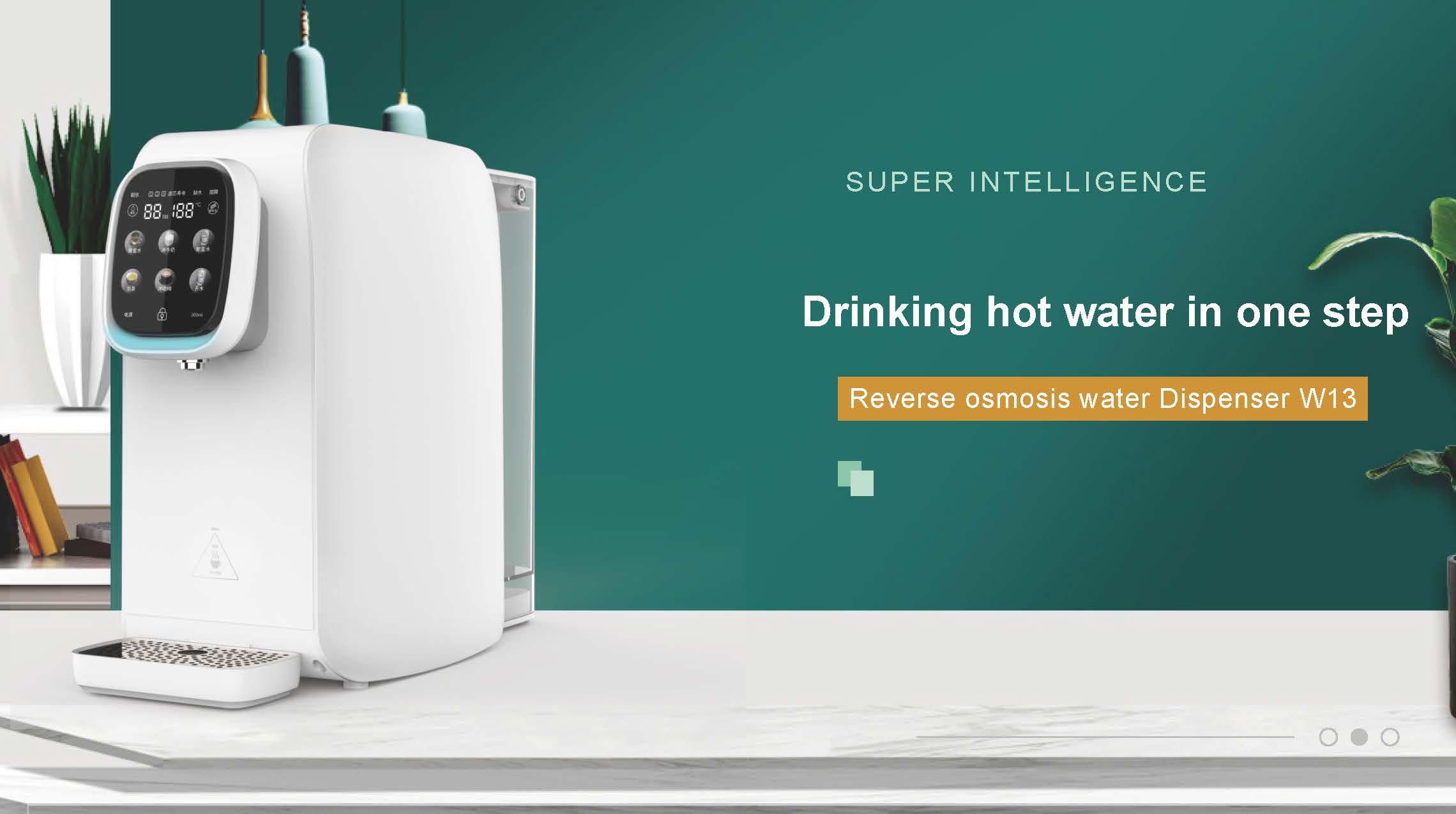 W13 RO water Purifier01